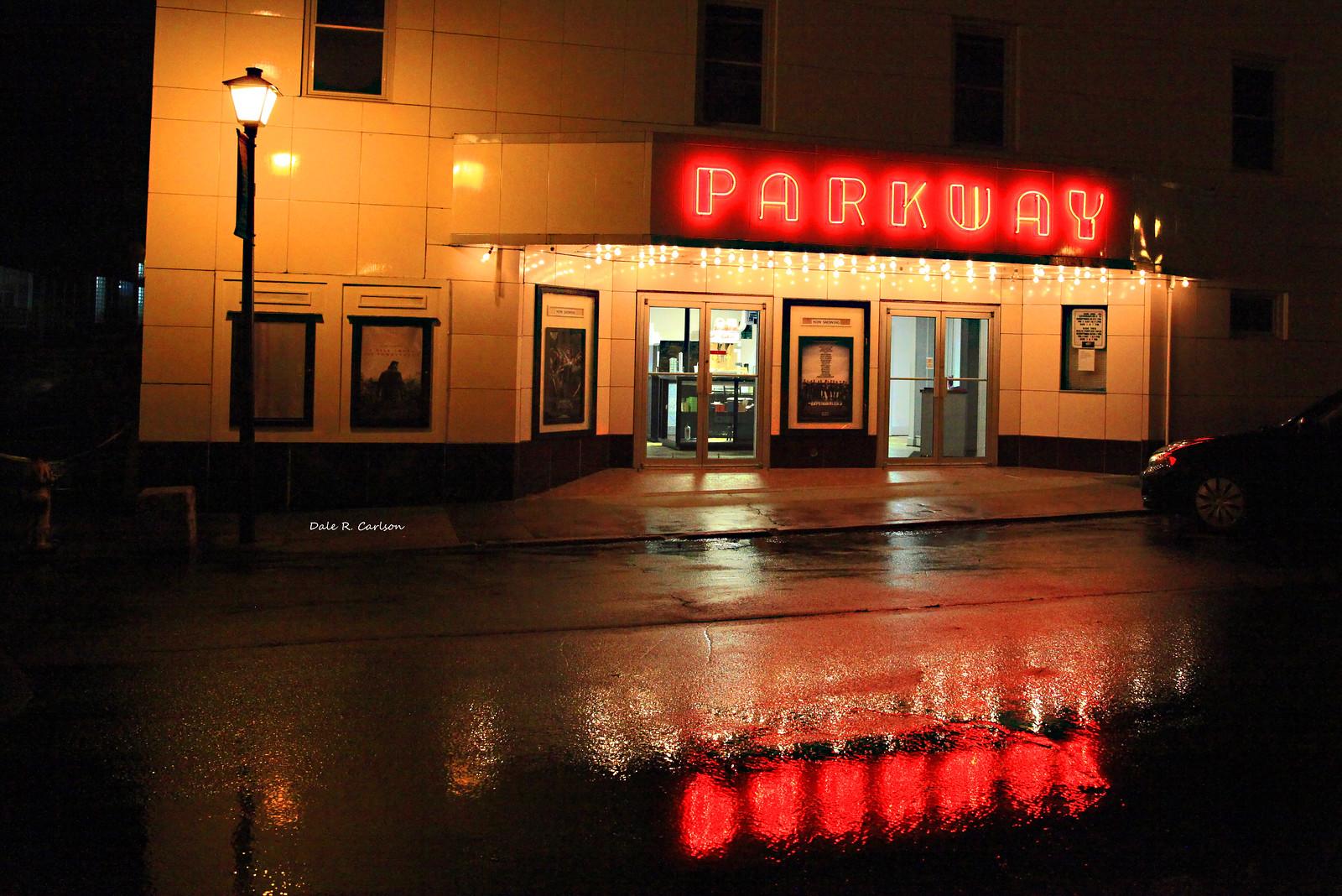 Parkway Night