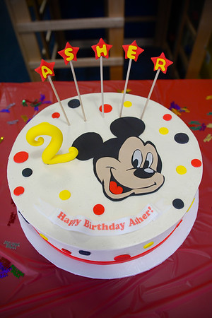 Asher's 2nd Birthday Party
