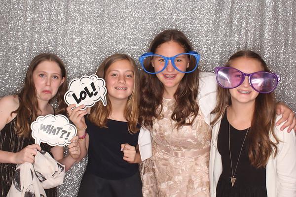 Asher's Bat Mitzvah Celebration 5.12.18