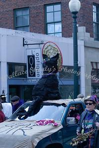 Asheville Mardi Gras 2013