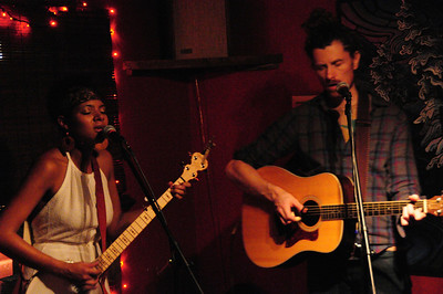"""Allison Russell and Jeremy """"JT"""" Lindsay : Live at The Bywater"""