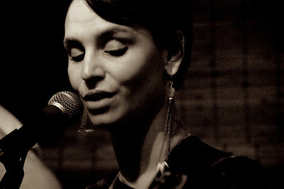 Kelly McFarling : Live at The Bywater