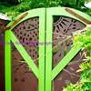 garden gate, west asheville