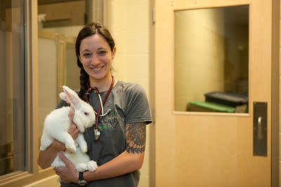 Bunny and Dr  Roberts 3