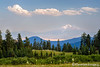 Mount Shasta From Mount Ashland