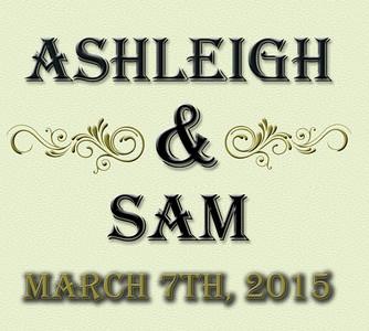 Ashleigh & Sam