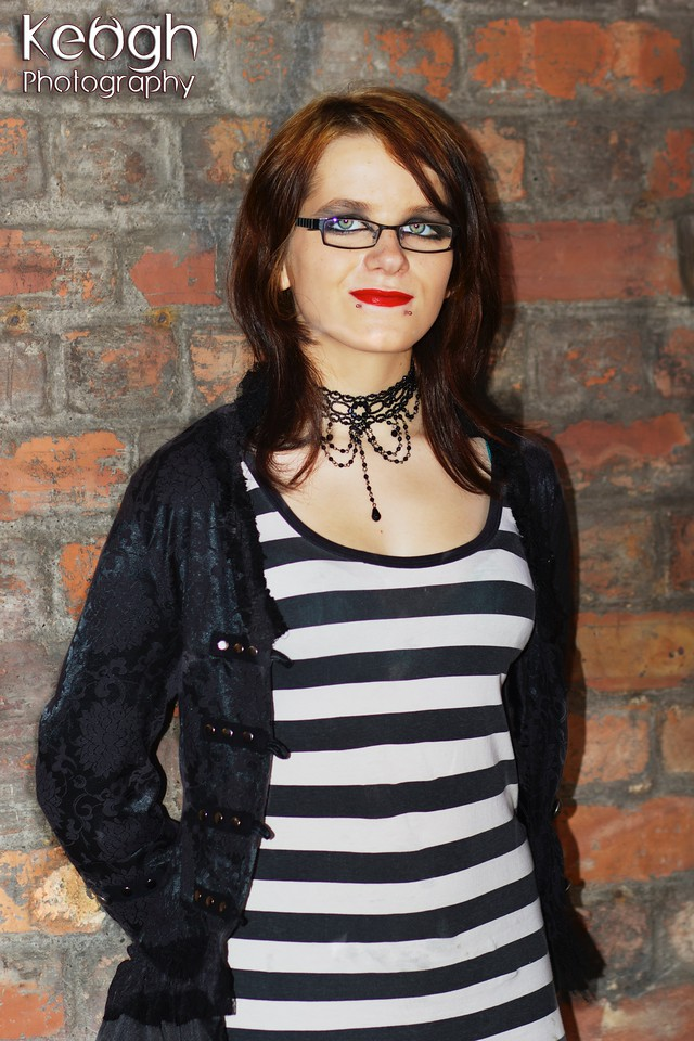 Ashley - Castlefield Photoshoot 22/08/13
