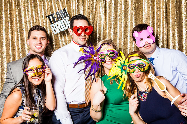 Ashley & Tim's Wedding Photobooth!