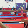 Ashley on the balance beam