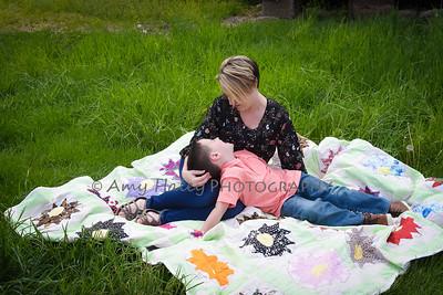 Ashley Mom & Me