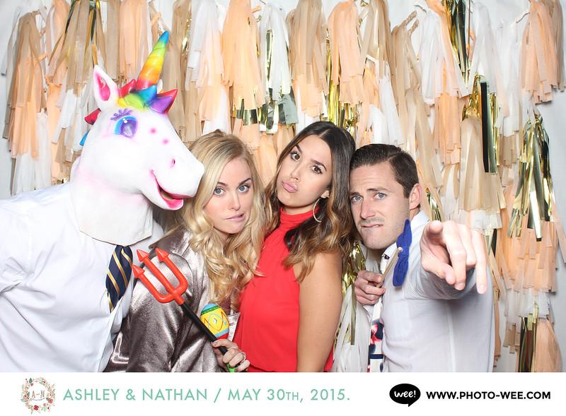Ashley & Nathan Wedding.