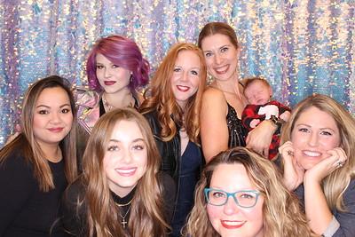 Ashley Nelson Studio Party