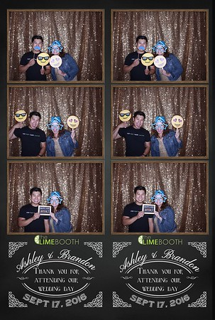 Ashley and Brandon Wedding