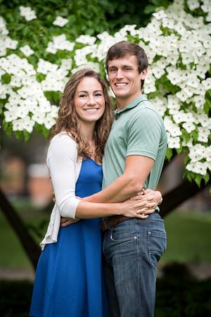 Ashley and David