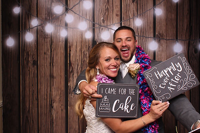 Ashley and Kevin's Wedding Reception Photo & GIFy Booth