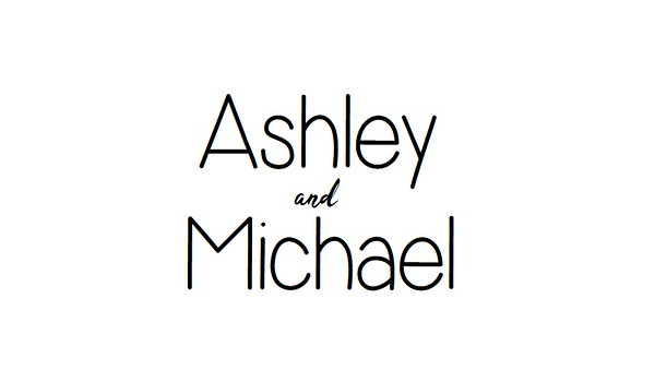 Ashley and Michael