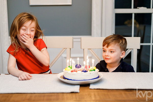 Bennett and Chloe's Birthday 2017