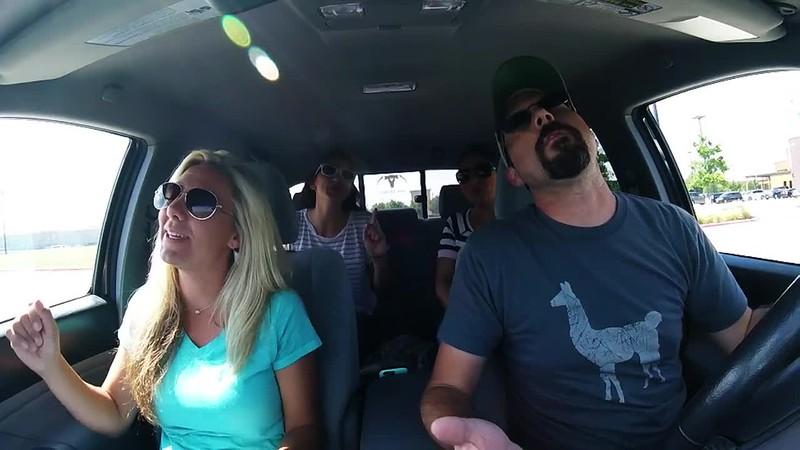 Ashley 5th Grade End of Year - Carpool Karaoke