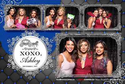 Ashley's 30th Birthday - 12-01-2017