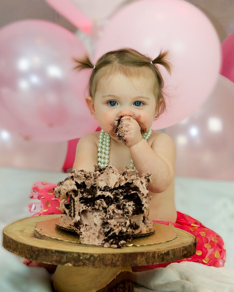 Ashlyn Sheehy - Cake Smash
