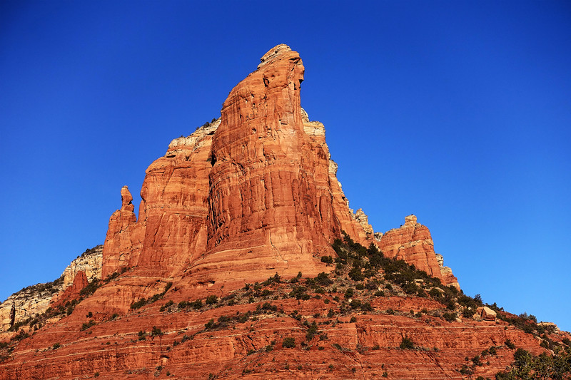 Coffee Pot Rock, Sedona  Arizona (c) 2014