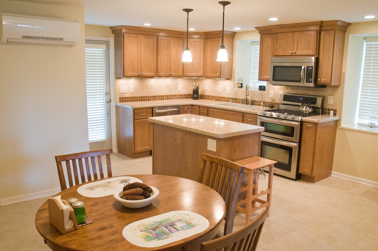 Farm house remodeling - the new kitchen