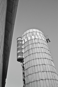 Farmstead - building - silo - exterior - 2