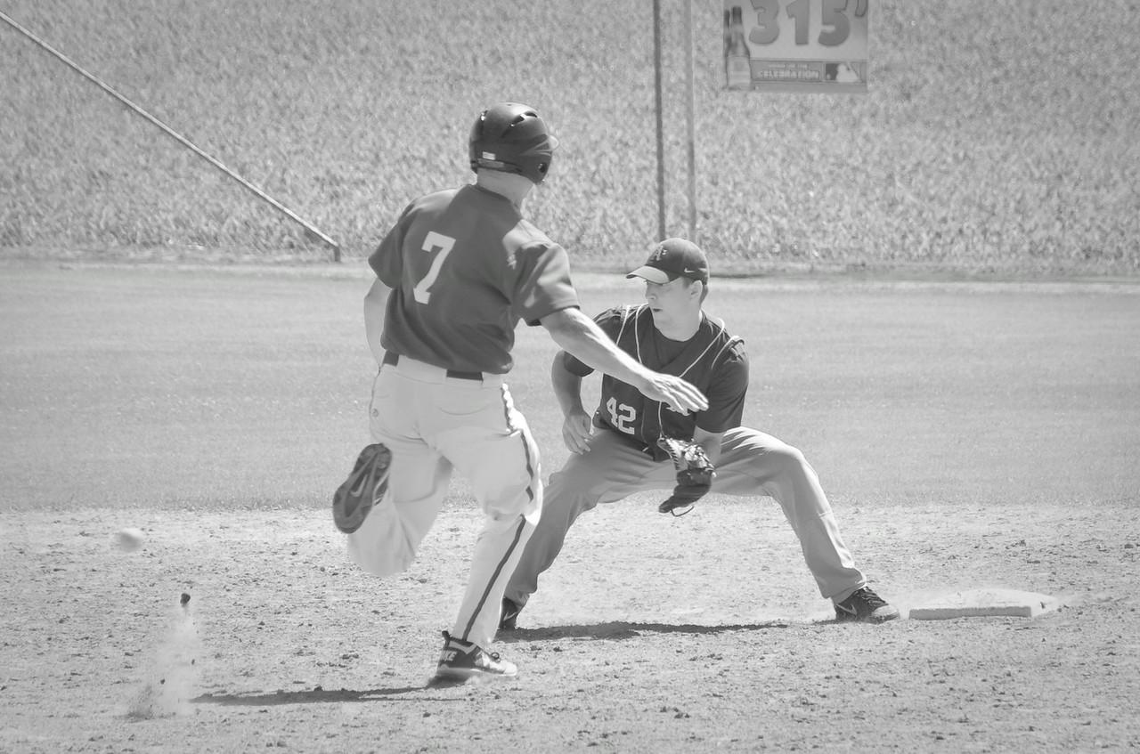 June 8, 2014, Ashton vs. Black Earth, Sunday league