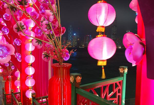 Tsim Tsa Tsui, Hong Kong