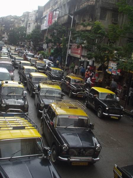 bombay gridlock