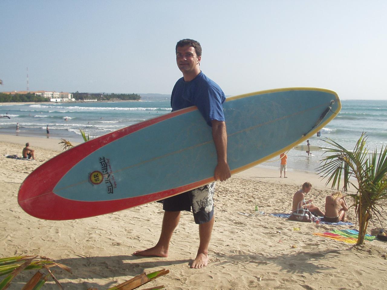 surfing matt