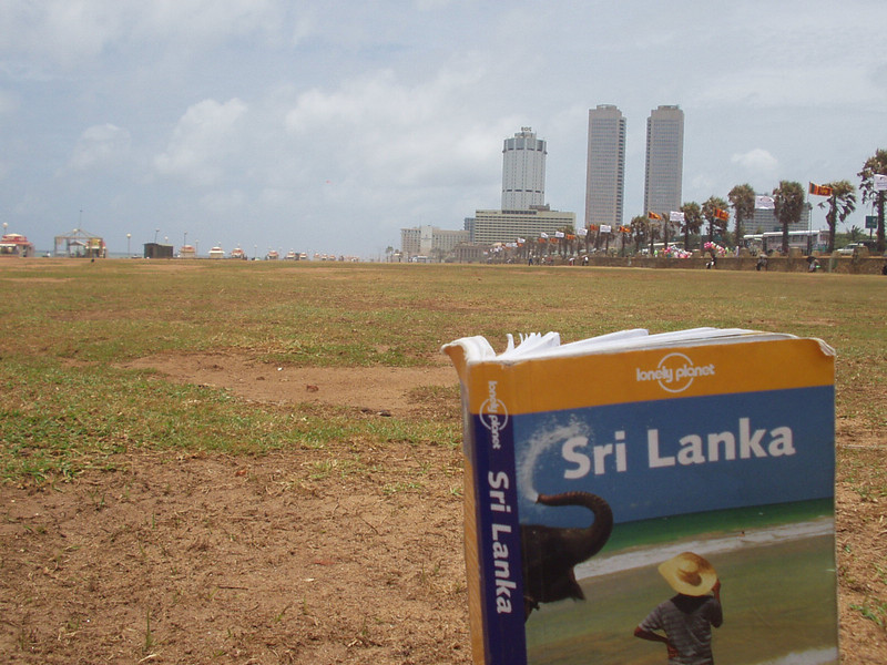 galle face green