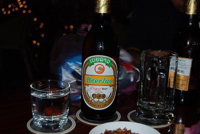 Laos Beer