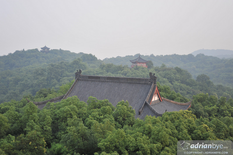 Hangzhou's ancient buildings
