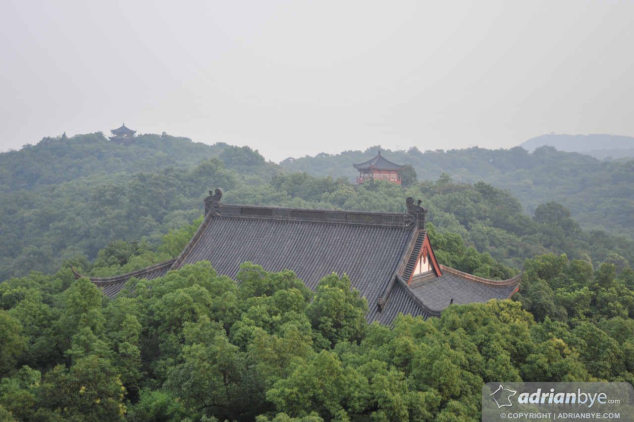 Hangzhou's ancient buildings