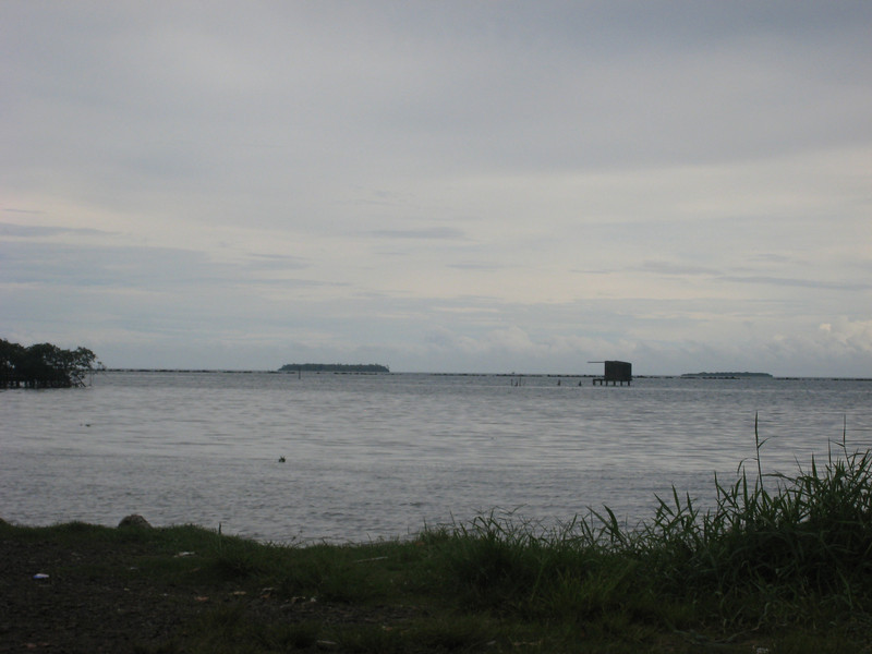 The island where the guys behind the fiji coup in 2006 were put in solitary confinement as punishment, just off the coast of Suva
