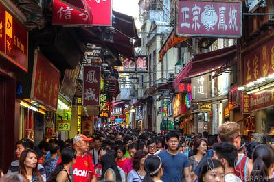 Macau Street Market