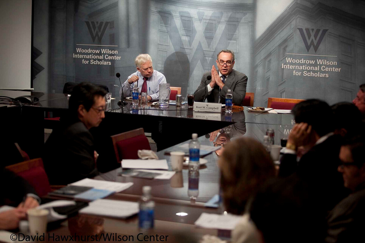 United States Policy in East Asia<br /> <br /> Speaker(s): Kurt Campbell