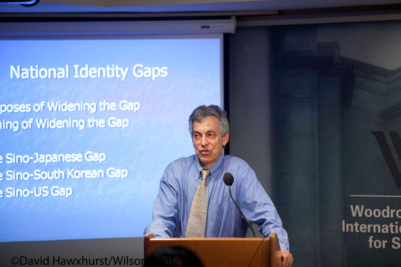 Chinese National Identity Gaps in Northeast Asia<br /> <br /> Speaker(s): Gilbert Rozman