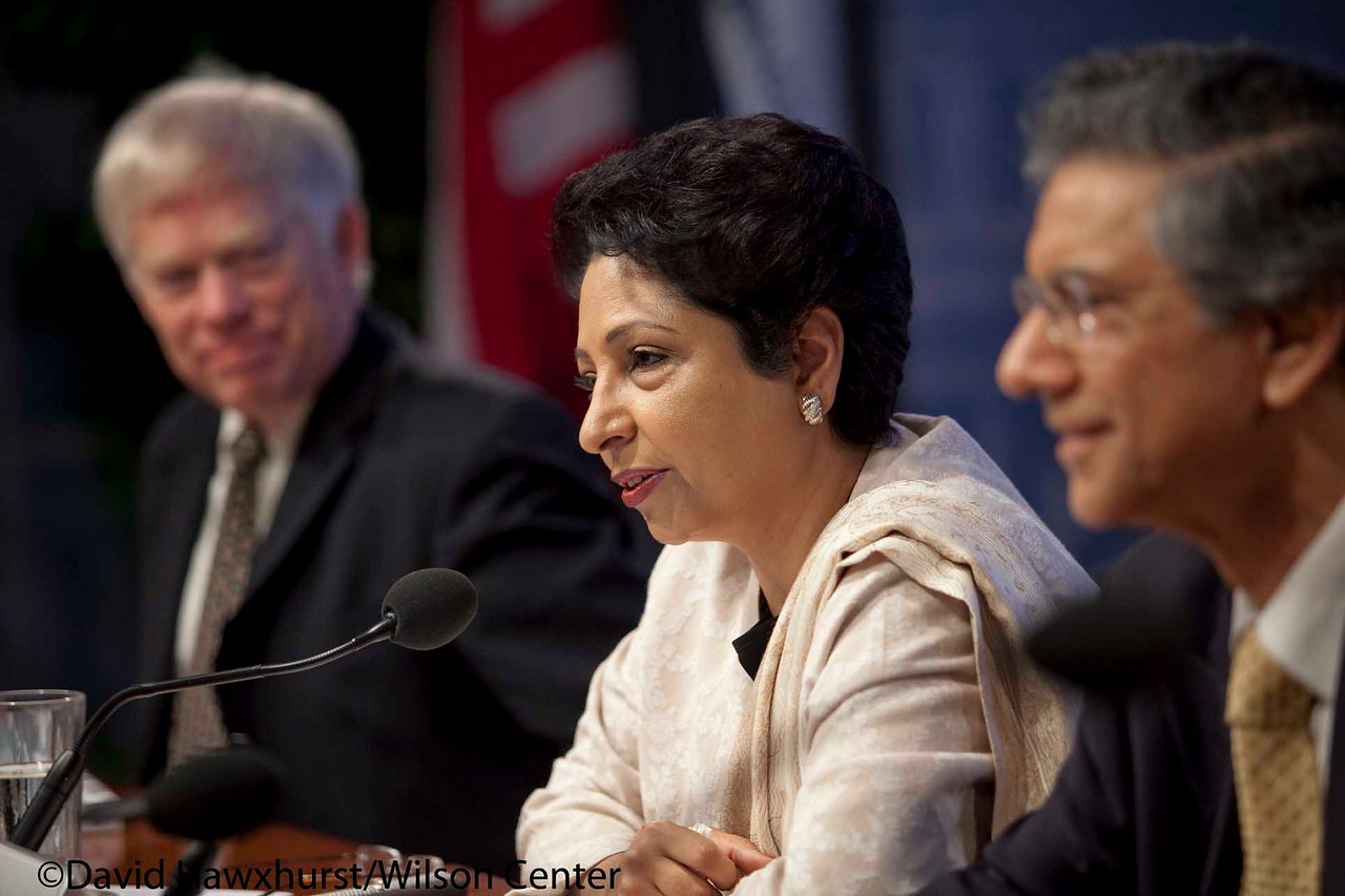 Book Launch: Pakistan: Beyond the 'Crisis State'<br /> <br /> Speaker(s): Maleeha Lodhi, Ziad Alahdad, Ziad Haider