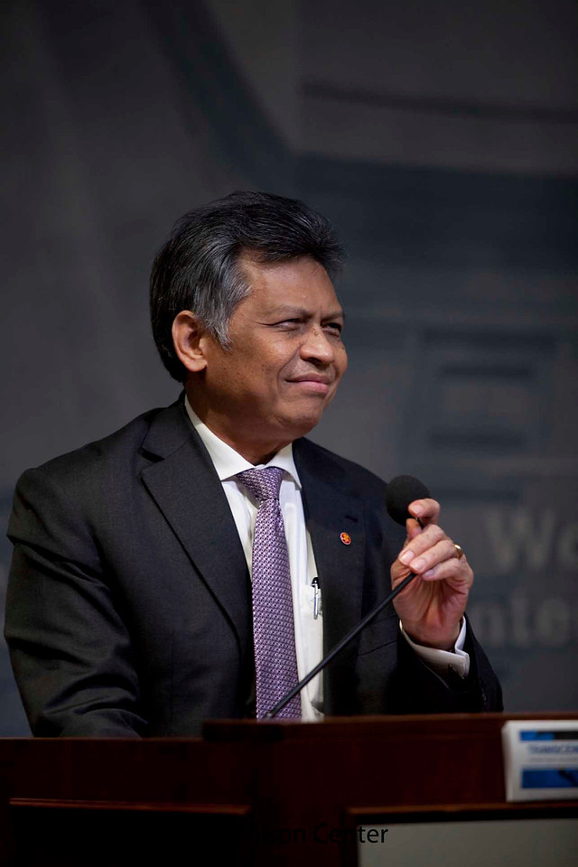Democracy, Political Change and Global Governance<br /> <br /> Speaker(s): Surin Pitsuwan