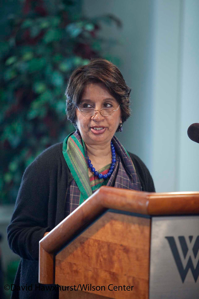 A Luncheon Discussion with Nirupama Rao<br /> <br /> Speaker(s): Nirupama Rao