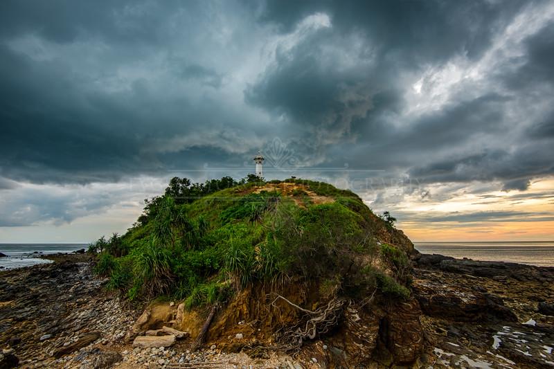 Lighthouse Koh Lanta, Thailand