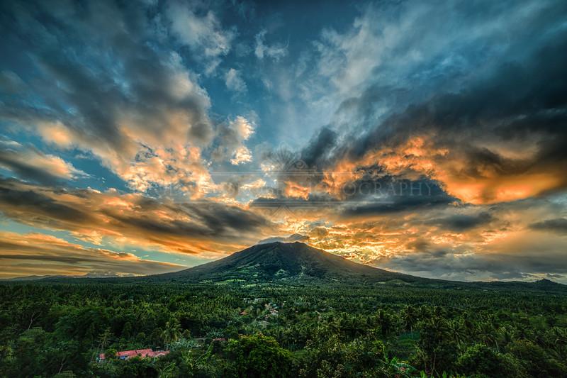 Mt. Iriga Sunrise