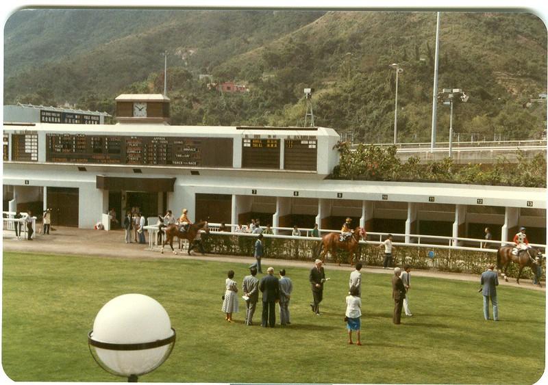 Hong Kong Race Track