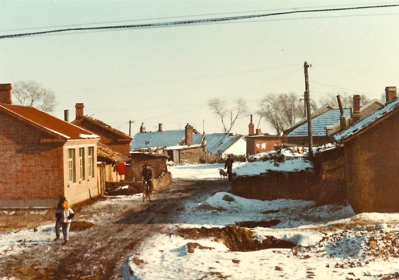 Jilin street scene