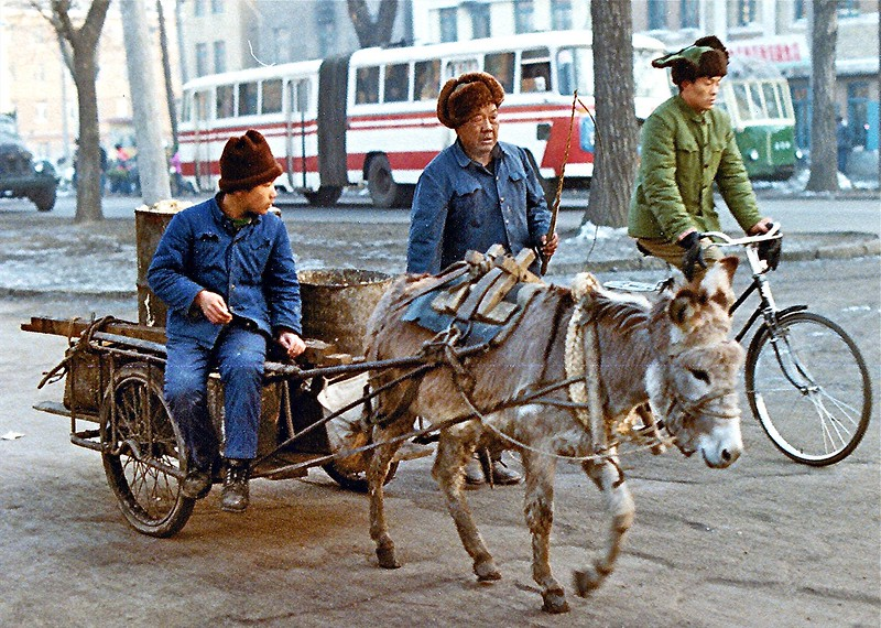 Harbin cart