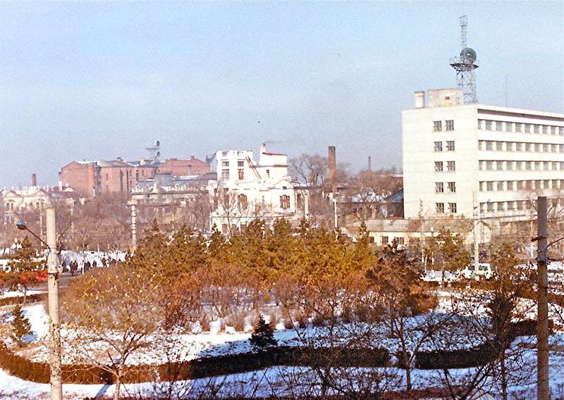 Harbin from Hotel Room