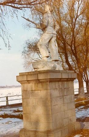 Statue in Harbin