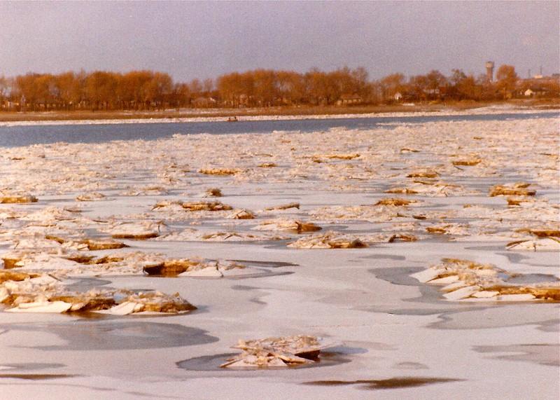 River outside Harbin